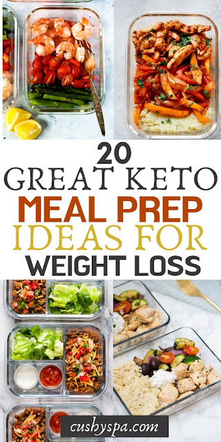 Try these keto meal prep ideas if you're on the ketogenic diet and keep on burning fat. These are great if you want to eat low carb lunch at work. #keto #ketodiet #ketogenicdiet