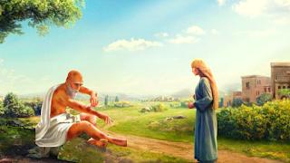 A esposa de Jó manda ele amaldiçoar Deus e morrer