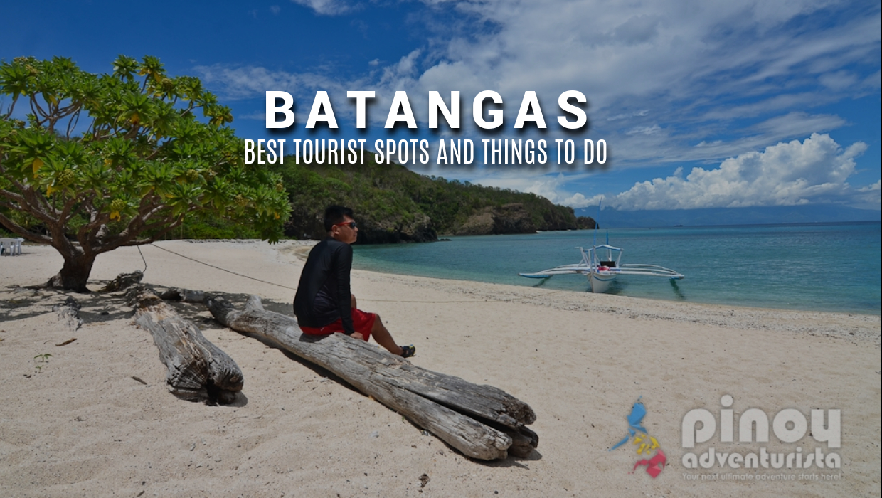 how to go to batangas from manila