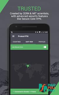 ProtonVPN Free VPN made by ProtonMail APK