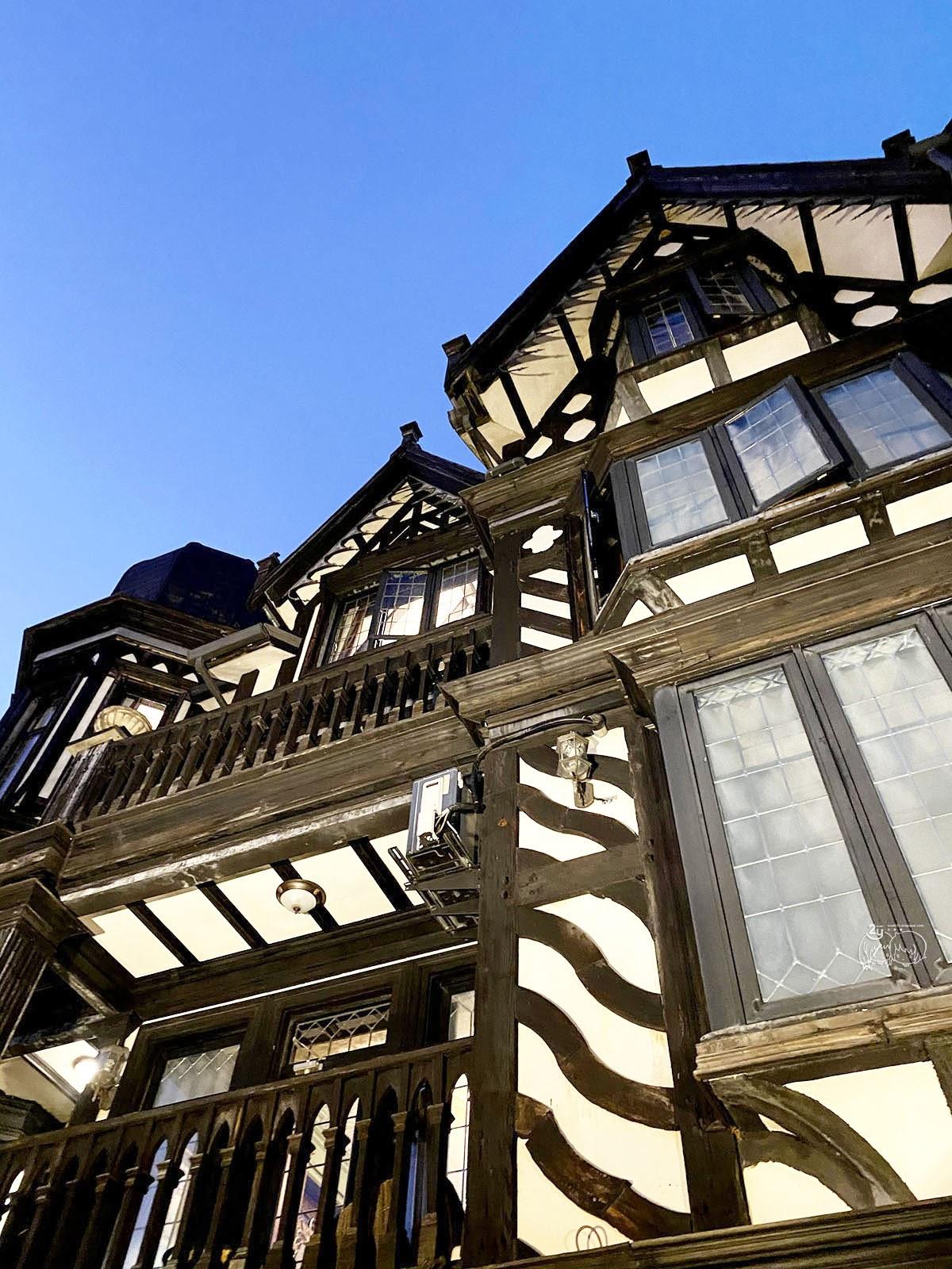 南投|住宿|老英格蘭莊園|古堡風格莊園|僞出國置身歐洲的古典建築|英國貴族般的古堡花園|˙莎士比亞音樂廳 -1