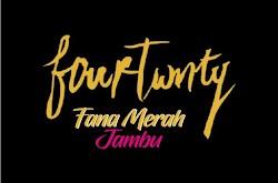 Lirik Lagu Fourtwnty - Fana Merah Jambu