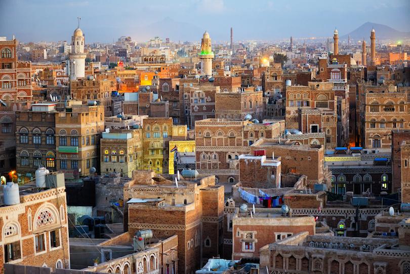 مدن وحارات قديمة حول العالم