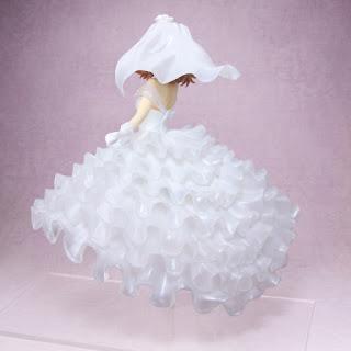 Misaka Mikoto Pure White Wedding Ver. 1/6 A Certain Scientific Railgun, Zero Gact