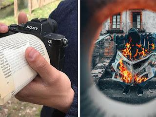 Este fotógrafo usa truques criativos para tirar fotos incríveis