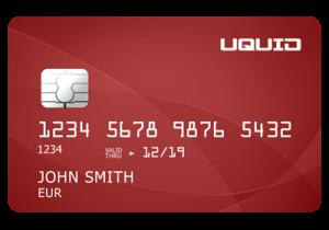 بطاقة uquid