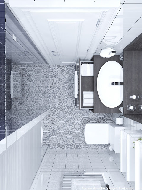 Bathroom Tiles Design In Chennai