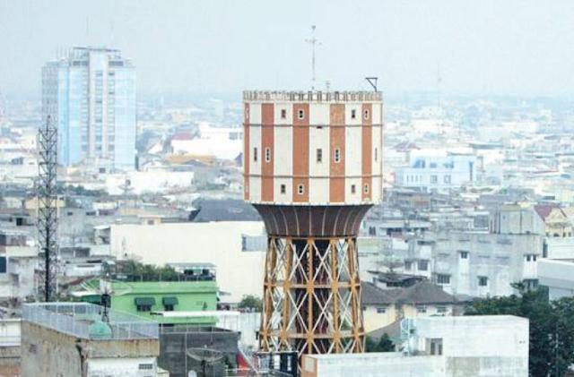 Sejarah Menara Air Medan