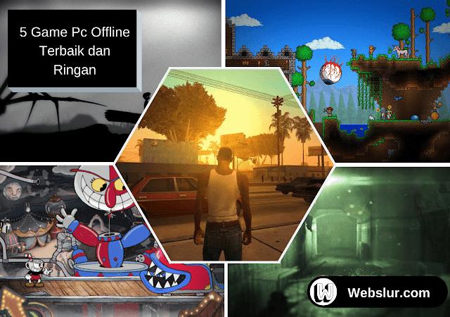 5 Game PC Offline Terbaik dan Ringan Sepanjang Masa