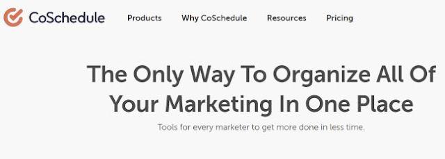 coschedule content marketing editorial calendar template