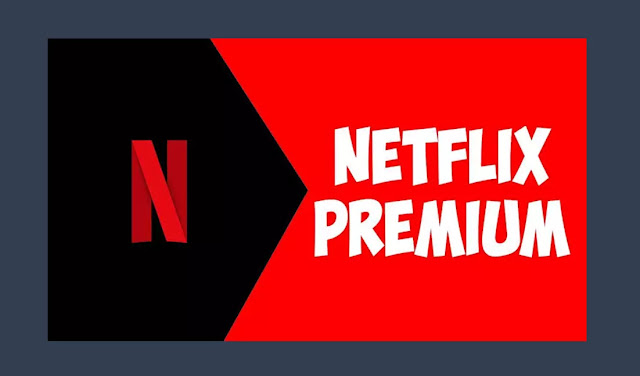 Netflix Premium Mod For Android Or IOS (No Ads4kAll Region)