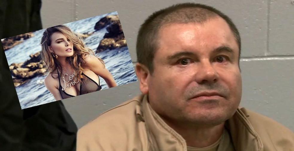"""La mujer que manejaba el catálogo de mujeres de """"El Chapo"""", reveló que Belinda era el amor platónico del capo"""