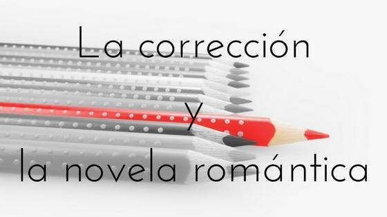 corregir novela romántica