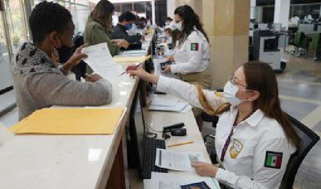 INM benefició a más de 93 mil personas extranjeras de 163 países, con nuevo modelo de gestión de trámites
