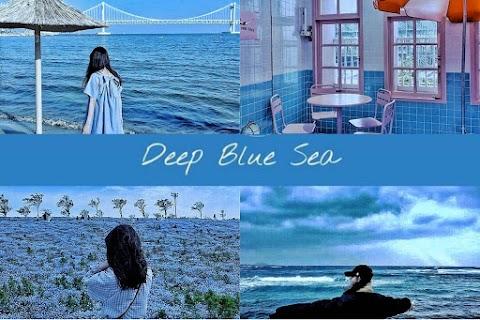 Deep Blue Sea Tone มาสัมผัสกลิ่นอายใต้ท้องทะเลกับโทนใต้ทะเลลึก!