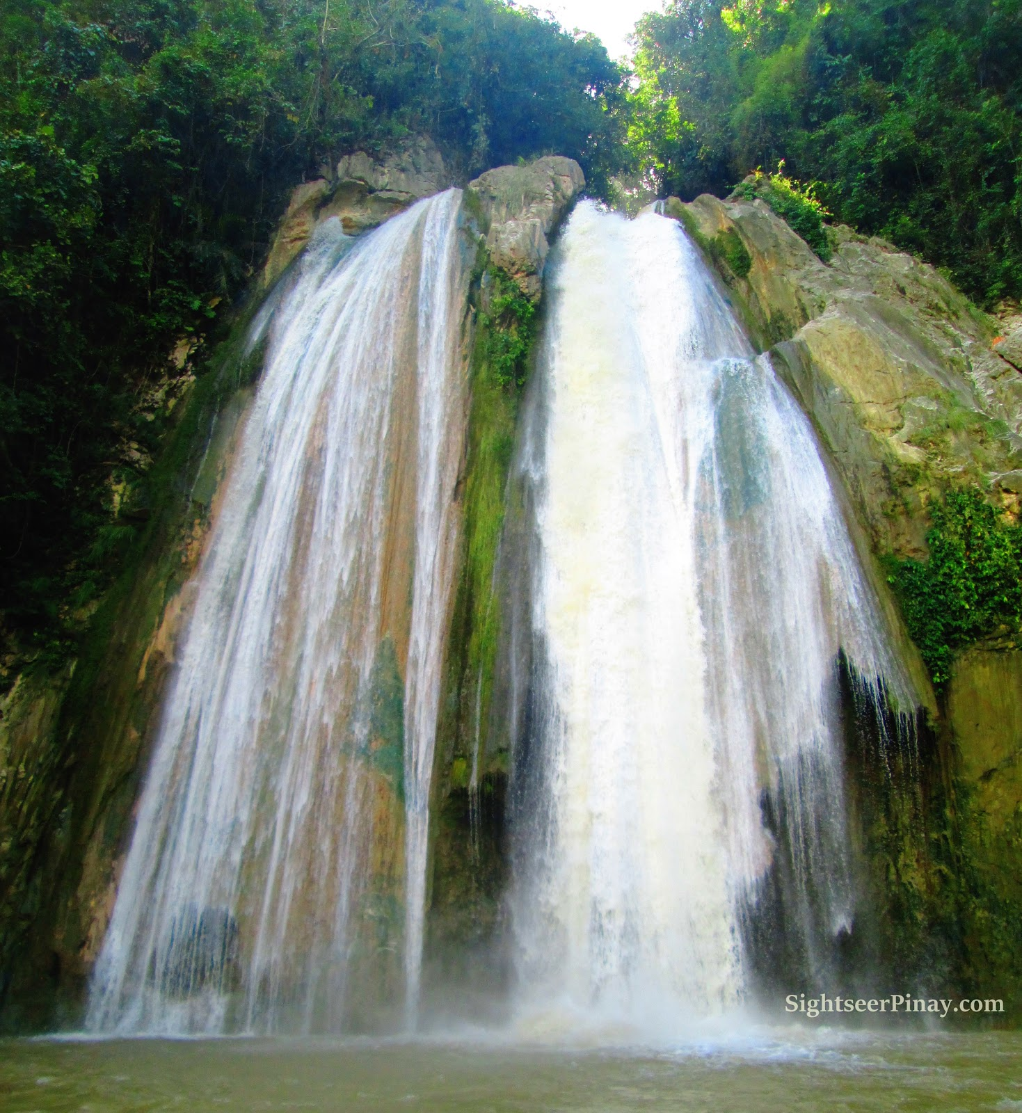 Visiting Dodiongan Falls in Iligan City