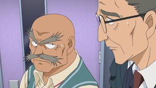 Hellominju.com : 名探偵コナンアニメ 第983話『キッド vs 高明狙われた唇(前編)』  | Detective Conan ep.983 Kaitou Kid vs Takaaki | Hello Anime !