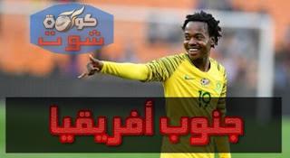"""جنوب أفريقيا آخر المتأهلين لـ""""كان 2019"""" بفوز صعب على ليبيا"""