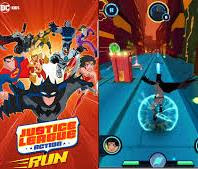Justice League Action Run Mod v1.21 Apk OBB Update Terbaru