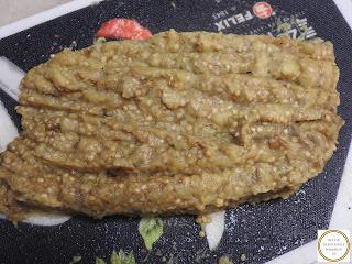 Reteta vinete coapte si tocate pentru salata retete culinare cu legume pentru preparare mancare salate aperitive gustari  de casa de post,