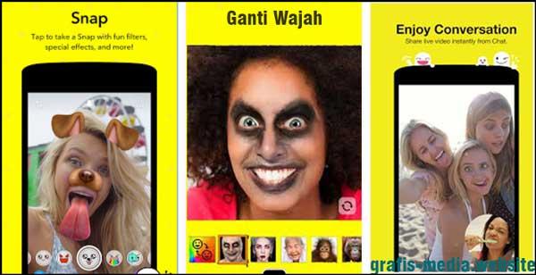 8 Aplikasi Andoroid Untuk Ganti Wajah Grafis Media