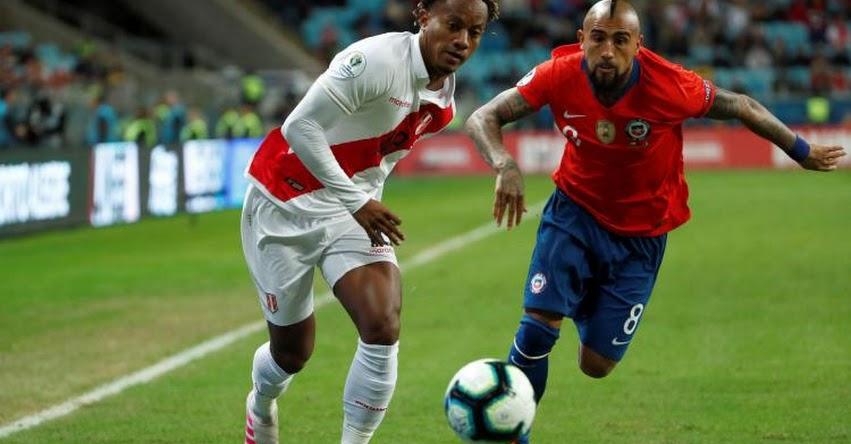 RESULTADOS PERÚ Vs. Chile: Selección peruana venció 3-0 y pasa a la final de la Copa América 2019