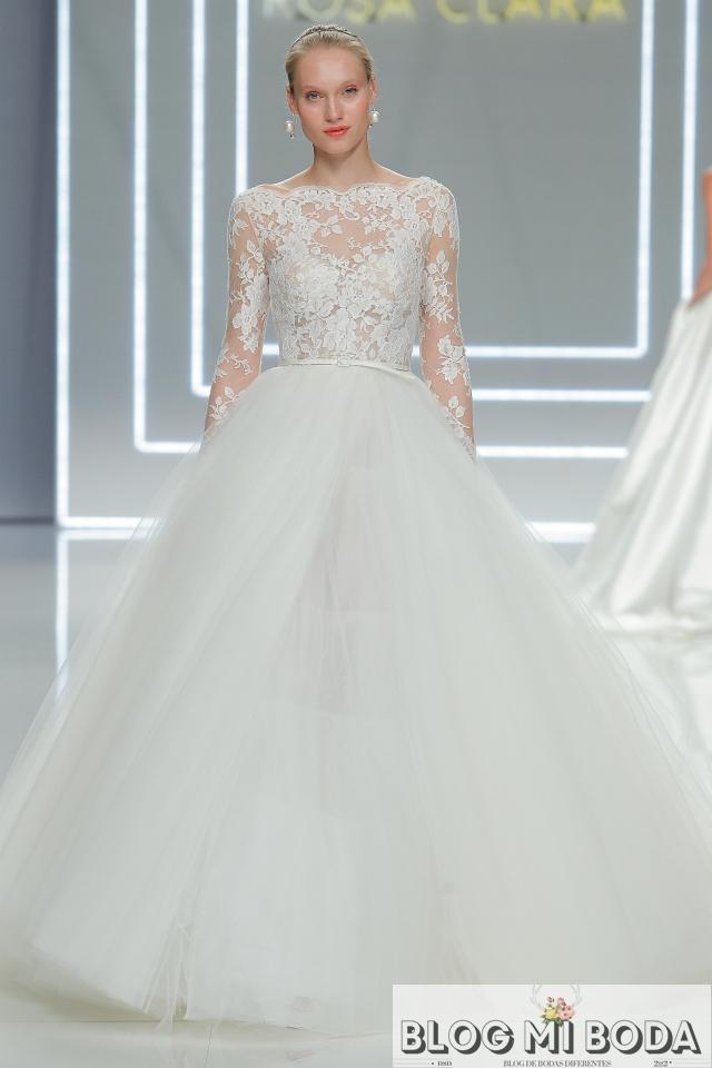 rosa clara coleccion 2017 - blog mi boda