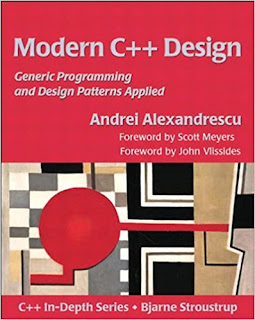 Best book to learn Modern C++ Design