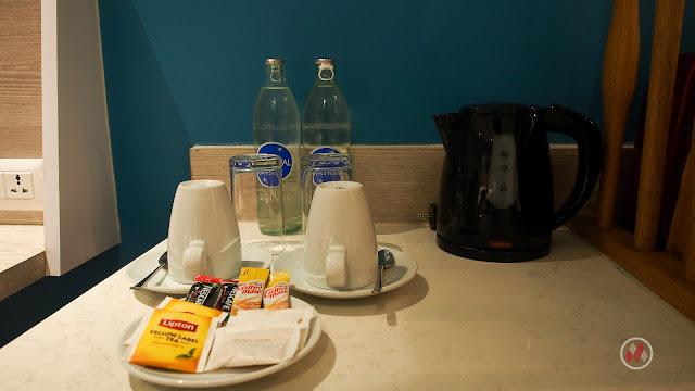 Minibar 宜必思尚品普吉島城市酒店 - ibis Styles Phuket City