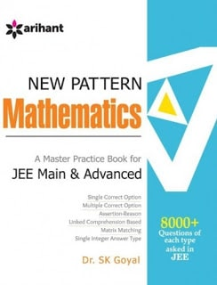 SK GOYAL ARIHANT OBJECTIVE MATHEMATICS