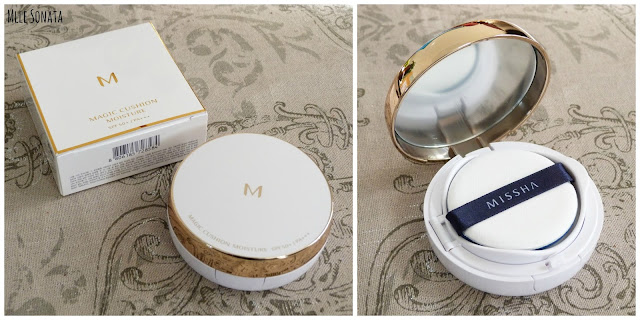 M Magic Cushion Moisture de Missha