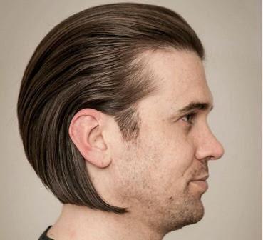 Model Rambut Klasik dan bersih
