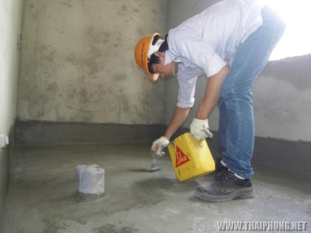 thợ chống thấm nhà vệ sinh tphcm