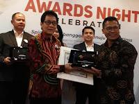 PUDAM Tirta Sembada Sleman  Raih  Best PDAM  Service  Excellence Award 2020