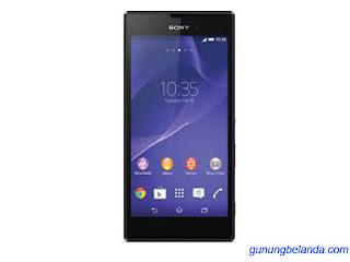Cara Flash Sony Xperia T3 D5106 Via Flashtool