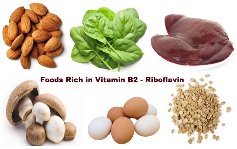 Macam Jenis Vitamin B2 Riboflavin Beserta Fungsi Dan Manfaatnya
