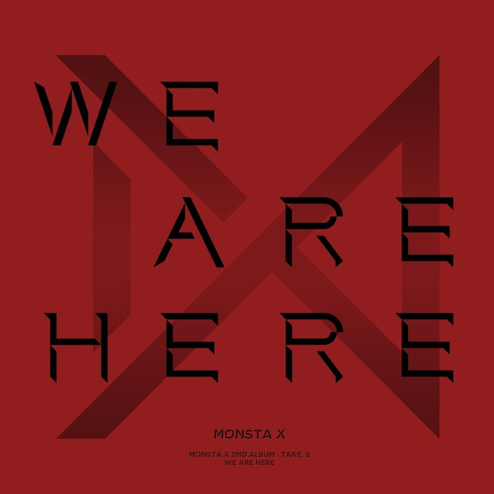 MONSTA X – Take.2 We Are Here. (FLAC + ITUNES PLUS AAC M4A)