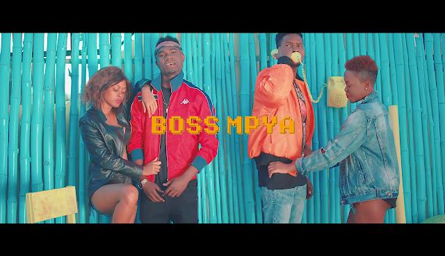 VIDEO | Nacha Ft. Gnako - Boss Mpya | Download New song