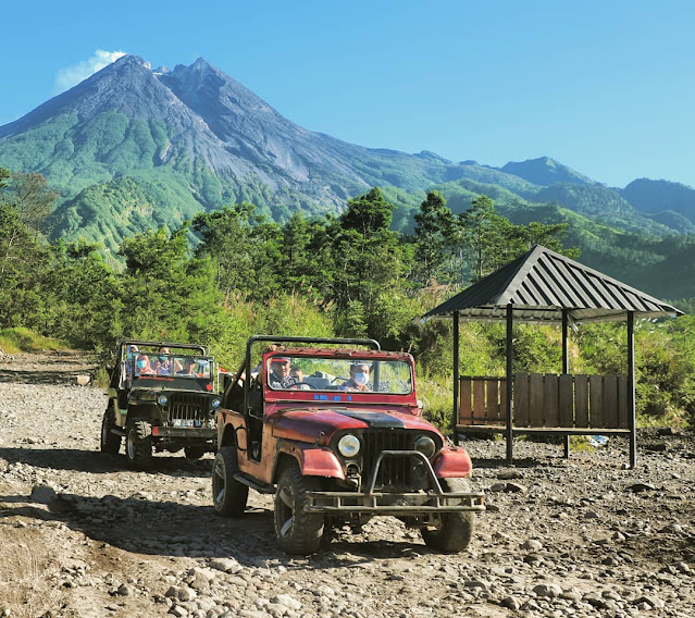 Beberapa destinasi wisata sekitar gunung di yogyakarta yang masih buka