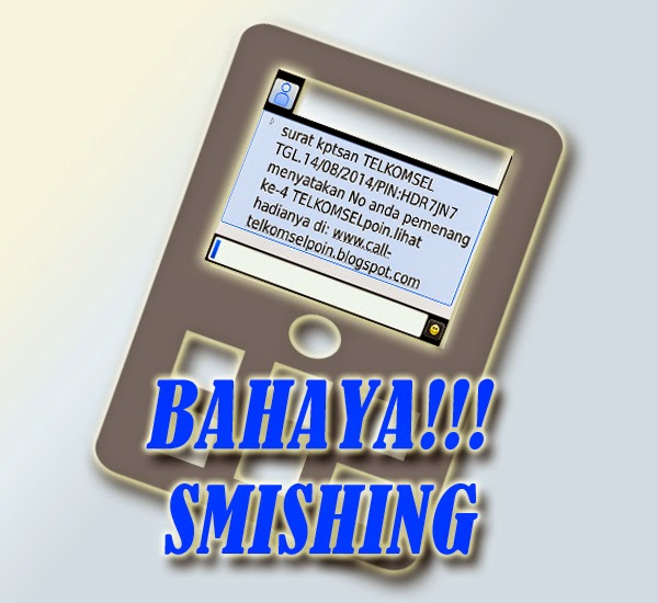 5 Tips Menangkal Bahaya Smishing