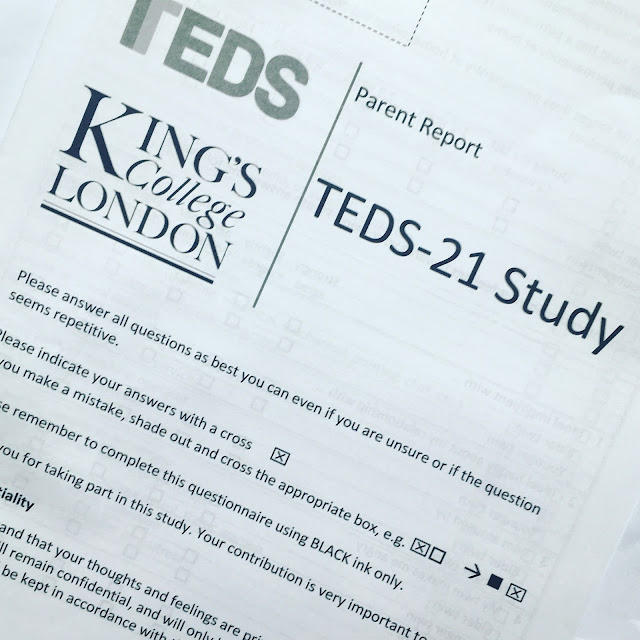 Teds 21 Study