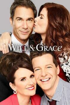 Will & Grace 11ª Temporada Torrent - WEB-DL 1080p Dual Áudio