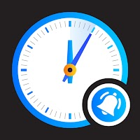 Hourly Chime: Time Manager & Hours Timer Clock icon