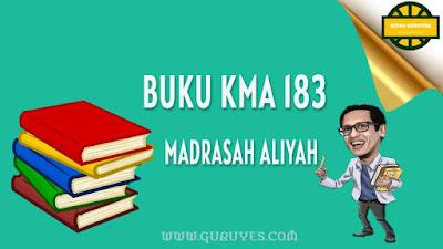 untuk MA Peminatan Keagamaan kurikulum  Unduh Buku Ilmu Hadis MA Kelas 12 Pdf Sesuai KMA 183