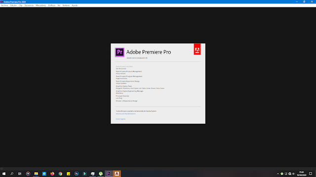 adobe premiere pro 2020 español torrent