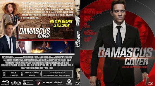 Damascus Cover Bluray Cover