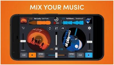 Aplikasi Musik DJ Terbaik - Cross DJ Free