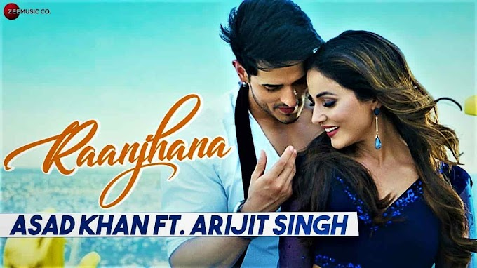Raanjhana Song by Arijit Singh Easy Guitar Chords | Capo