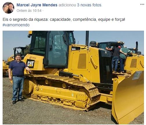 O prefeito de Mato Rico, o site RCD Notícias e as alfinetadas...