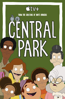 Central Park Temporada 1 720p Español Latino